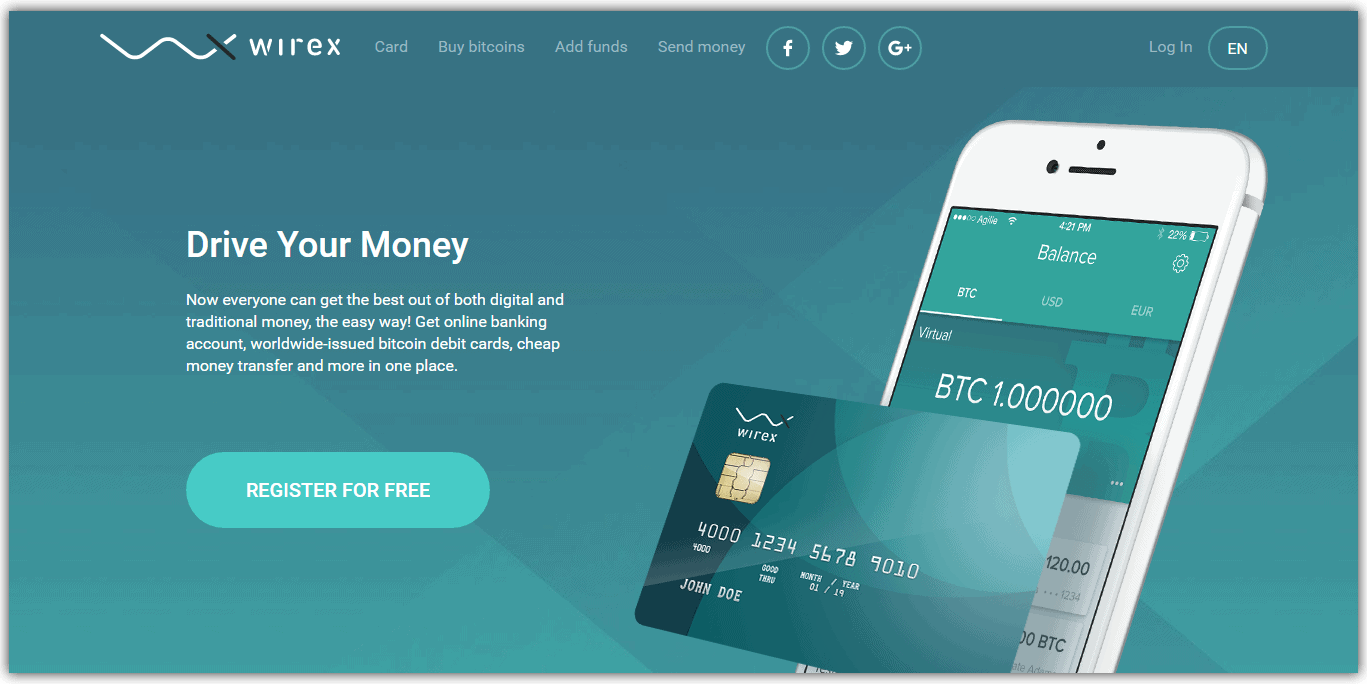 E-Coin is now Wirex