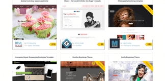 Best Sites to Find Free and Cheap Premium Bootstrap Themes