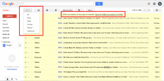 Want to MASS Delete your Emails on Gmail? Here's How To Do