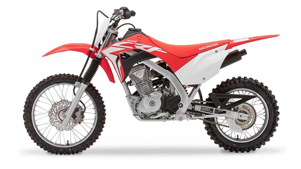 Honda_CRF125F, Top-Ranked Dirt Bike for Kids