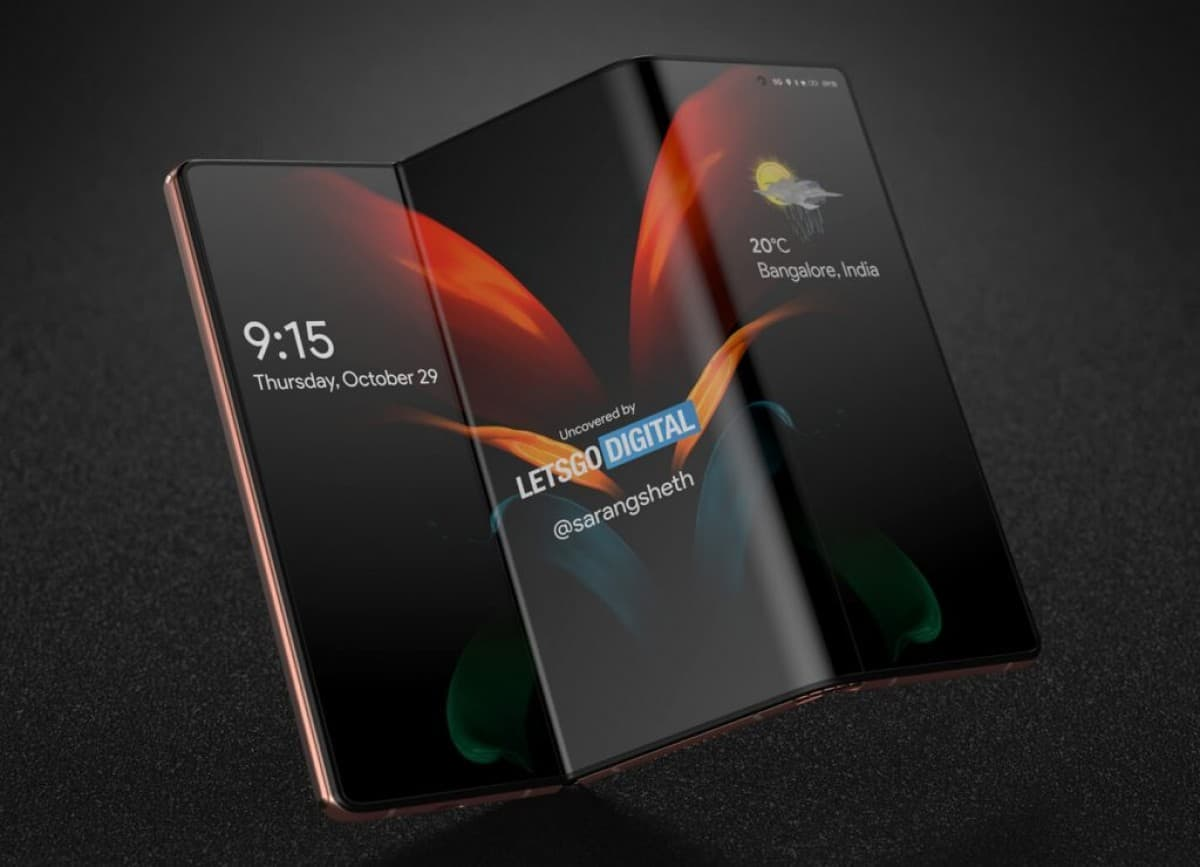 Samsung Display indirectly teases rollable and tri-folding screen devices 01