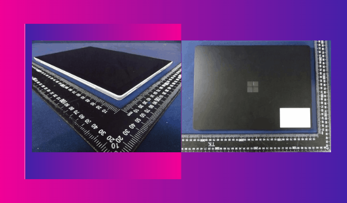 Surface Pro 8 and Surface Laptop 4 appears in leaked pictures