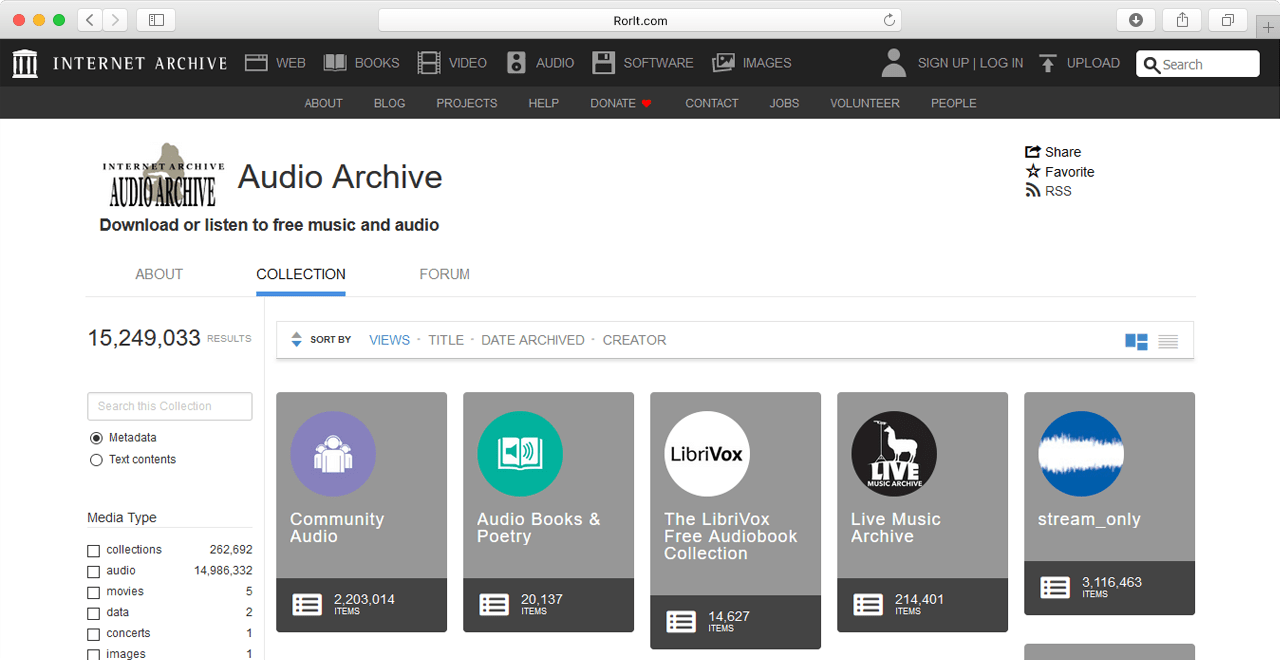 archive org