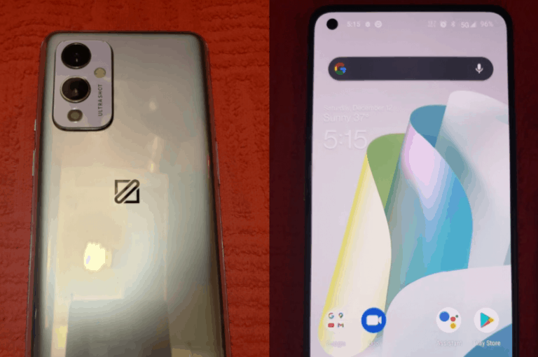 OnePlus 9 5G Leaked Photos revealed design, and specifications