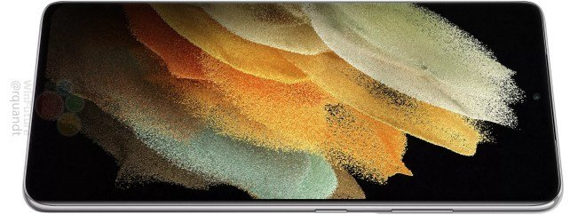 Samsung Galaxy S21 Ultra leaked images and specifications